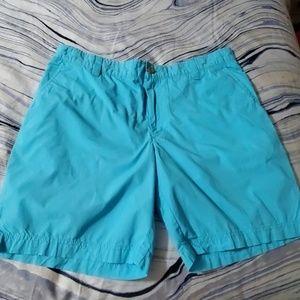 36 waist Izod saltwater shorts